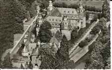 Ansichtskarte Schloss Crottorf - Post Crottorf Rheinland - schwarz/weiß
