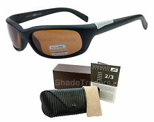 SERENGETI CORIANO SUNGLASSES POLARIZED PHOTOCHROMIC DRIVERS_SATIN BLACK 7425