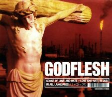 "Godflesh ""Songs Of Love And Hate/In Dub"" 2CD + DVD"