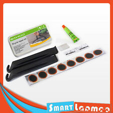 Bike Tyre Repair Kit Bicycle Puncture Tool Rubber Patch Fix Set Cycling AU