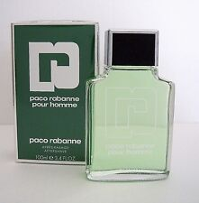 PACO RABANNE POUR HOMME 100ml  AFTERSHAVE in Folie