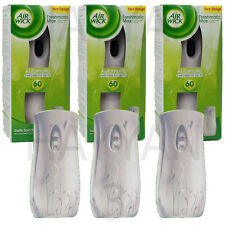2 X AIRWICK FRESHMATIC AUTOMATIC SPRAY MACHINE AIR WICK FRESHENER HOME OFFICE