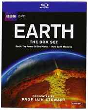 Earth: The Complete Series Blu-ray NEW