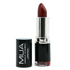 MUA Lipstick Shade 1 Burgundy Wine Long Lasting Deep Wine Plum Red Autumn Stick