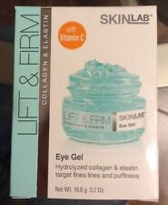 SKINLAB LIFT & FIRM COLLAGEN & ELASTIN EYE GEL with Vitamin C 0.7 OZ