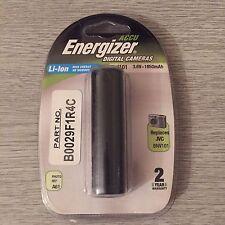 ENERGIZER J101 RECHARGEABLE BATTERY FOR DIGITAL CAMERAS 3.6V~1850mAh