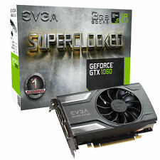 EVGA nVidia GeForce GTX 1060 SC Gaming 3GB GDDR5 Graphics Video Card