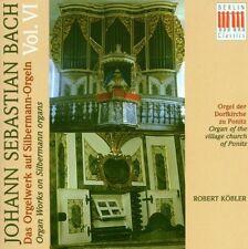 ██ ORGEL ║ Gottfried Silbermann-Orgel (1737) ║ Dorfkirche zu Ponitz
