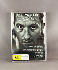 IAN THORPE THE SWIMMER DVD -  REGION FREE PAL- BRAND NEW/SEALED