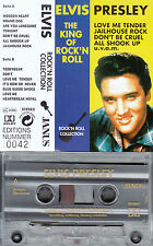 Elvis Presley - The King of Rock'n Roll ★ MC Musikkassette