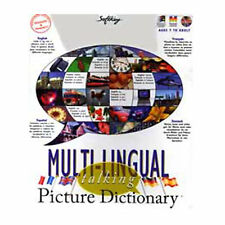 Multi-Lingual Talking Picture Dictionary (Win/Mac)