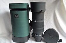 für Nikon Sigma APO HSM 120-300 mm f/2,8 EX, wie neu /like new