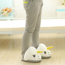New Women Home Winter Anti-slip Shoes Soft Warm Cotton House Indoor Slippers