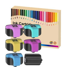 12 ink Cartridge for HP 363 Photosmart 3310 C5180 C6180