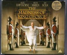 THE MADNESS OF KING GEORGE Limited Edition Box Set  VHS, SCREENPLAY BOOK, PRINTS