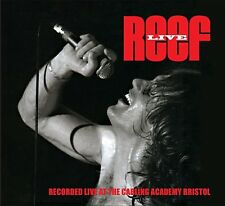 Reef - Live at the Carling Academy Bristol (2016)  CD+DVD  NEW  SPEEDYPOST