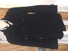 RALPH LAUREN...MENS .TRENDY BLACK .JACKET   SIZE .L....