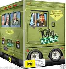 The King Of Queens : Complete Collection - SEASONS 1-9 : NEW DVD