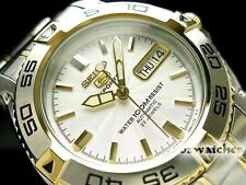 SEIKO 5 SPORTS AUTOMATIC MENS WATCH SNZB24J1 FREE EXPRESS MADE IN JAPAN SNZB24