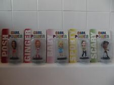 SPICE GIRLS /complete set FIGURE GIRL POWER TOYS 1997 / NEW & SEALED