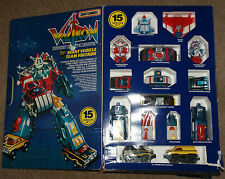 Collectable Voltron Giant Vehicle Team 1982 in box Transformers by Matchbox
