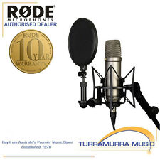Rode NT1A Microphone Complete Recording Kit