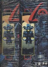 LOBO HARDCOVER # 1 + 2 KOMPLETT - HETHKE VERLAG 1991 / 1992 - SIMON BISLEY - OVP