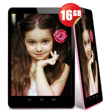 """9"""" Inch Android 4.4 Quad Core 16GB Capacitive Camera Allwinner WIFI Tablet PC"""