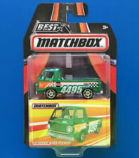 2016 BEST OF MATCHBOX - NEW 1966 DODGE A100 RACING PICKUP / UTE - Mint on card!