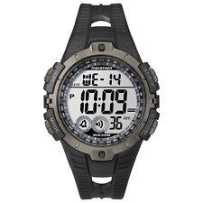 Timex Originals T5K802 Performance Mens Marathon Black Chronograph Watch