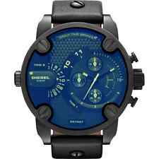 NEW DIESEL DZ7257 MENS BABY DADDY CHRONOGRAPH WATCH - 2 YEAR WARRANTY