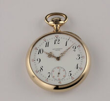 Patek Philippe Pocket Watch 18k Gold 1891 Pocket Watch American Market