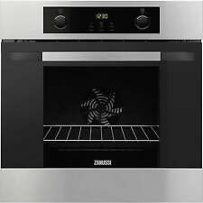 Zanussi ZOA35502XD Built-in Stainless 60cm Electric  Single Oven