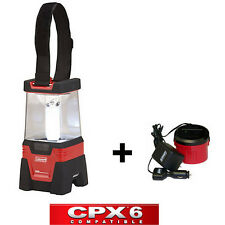 COLEMAN LED EASY HANG LANTERN + CPX 6 Rechargeable Battery