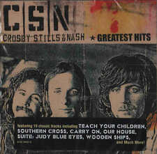 Crosby Stills Nash - Greatest Hits CD 05 atlantic