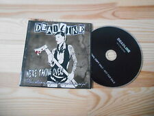 CD Punk Deadline - We're Taking Over (17 Song) Promo PEOPLE LIKE YOU