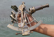 """Nautical Sextant Antique vintage Navigation Sextant Working Brass Sextant Gift8"""""""