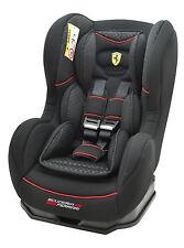 Osann Cosmo SP Ferarri Black Kinder Kindersitz Auto Sitz 0-18 KG bis 4 Jahre