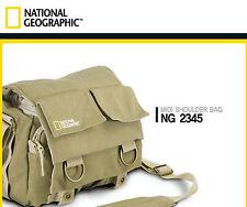 National Geographic Earth Explorer NG 2345 DSLR Camera Bag For Canon Nikon SONY