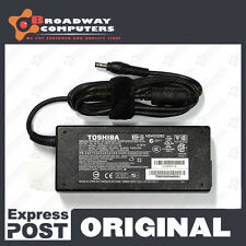 Original Adapter Charger TOSHIBA Satellite A200 A300 A350 19V 6.32A 6.3A 120W