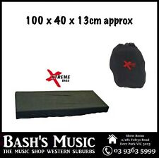 Xtreme Dust Cover For Keyboards Pianos Synthesizers Small 100 x 40 x 13cm approx
