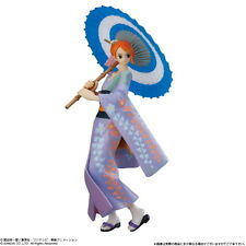 One Piece 6'' Nami Kimono Styling Ver. Trading Figure Anime Licensed NEW