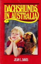 DACHSUNDS in AUSTRALIA history smooth long wire haired miniature new zealand