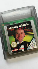 * Nintendo Gameboy Color Game * JIMMY WHITE'S CUEBALL * Colour * cart