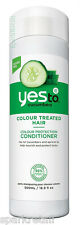 Yes To Cucumbers Organic Colour Protection CONDITIONER Treated/Dyed Hair 500ml
