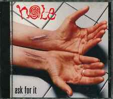 """HOLE """"Ask For It"""" CD-Album"""