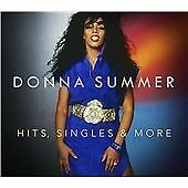 Donna Summer - Hits, Singles & More (2015)