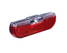 NEU! Rücklicht LED Trelock  Rückleuchte Fahrrad für Gepäckträger  Nabendynamo