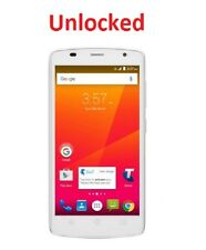 "Telstra Slim Plus (ZTE Blade L5) 3G - White UNLOCKED 5"" works with Aldi Boost"