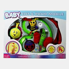 Musikmobile Baby Mobile Spieluhr Einschlafhilfe ideal für Kinderbett Neu